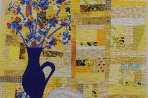 JRundle-Blue Vase