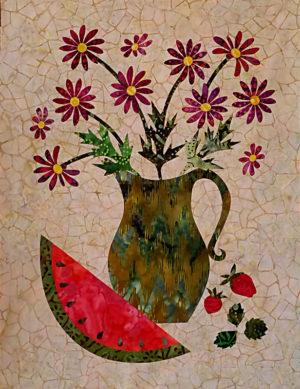 Vase champetre